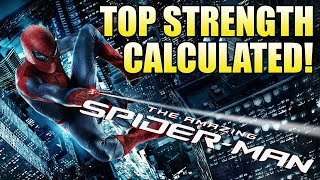 How Strong is the Amazing Spider Man?