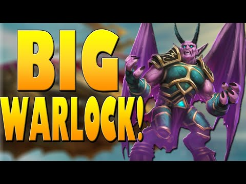 my-big-deck-is-bigger-than-yours-with-darkest-hour-lock!-|-descent-of-dragons-|-hearthstone