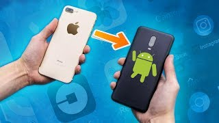 Android - A Lifelong iPhone User SWITCHES To Android!  But Will He Stay?