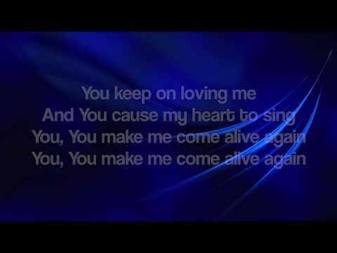 Planetshakers - Alive Again - (with lyrics) (2017).