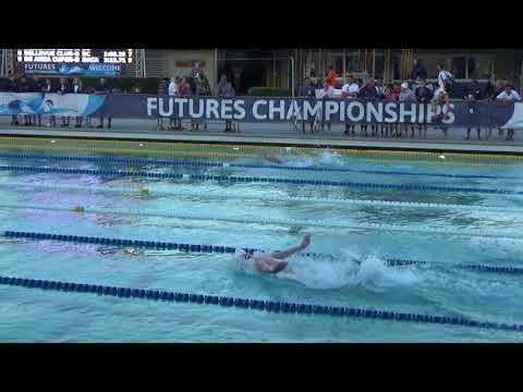 Mens 4x100 Medley Relay 2017 Futures...