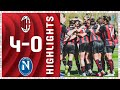 Highlights | AC Milan 4-0 Napoli | Matchday 18 Women's Serie A 2020/21