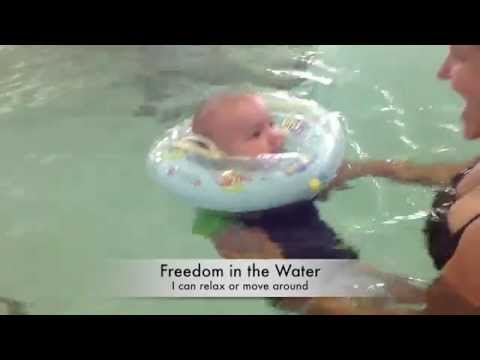 Infant (baby) Swim Neck Float - Swimbea.com
