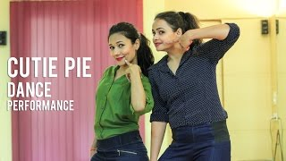 Cutiepie - Ae Dil Hai Mushkil | Dance Performance | Aditi Saxena and Bhawna Chauhan | Dancercise