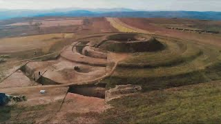 1,500-year-old imperial worship site excavated in N China