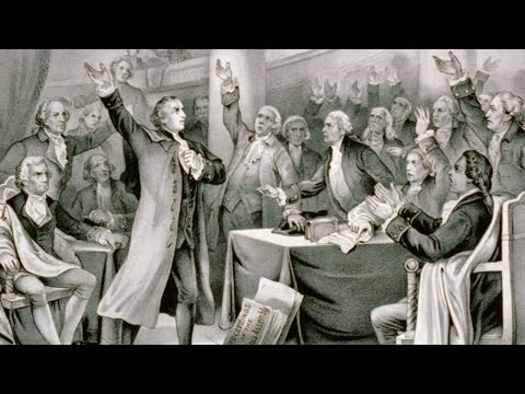 Today in History: Patrick Henry's immortal words on liberty (1775)