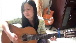 Xin anh giữ trọn tình quê (Guitar cover) - T.Truc