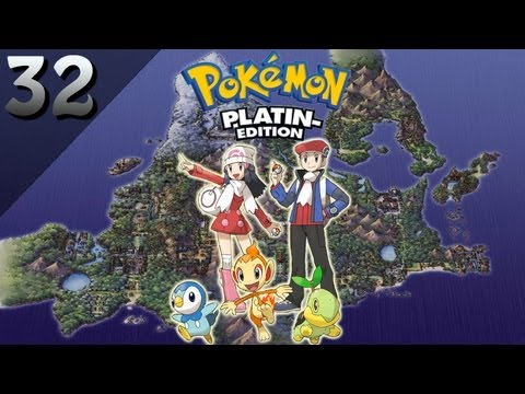 Let's Play Pokemon Platin (Part 32) - Der Park Der Freunde