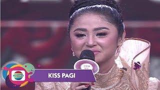 HARU!! Dewi Perssik Menangis Saat Launching Single Barunya 'Diriku Berharga' - Kiss Pagi