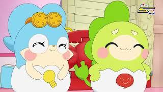 مسلسل كوكوتاما الحلقة 50 والاخيرة - سبيس تون 🥚 Cocotama Ep 50 - Spacetoon
