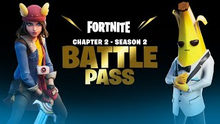 Fortnite Chapter 2 - Season 2 | Battle Pass Gameplay Trailer (The Takeover)
