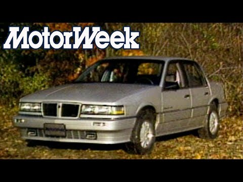 1986 Pontiac Grand Am SE and Fiero GT | Retro Review