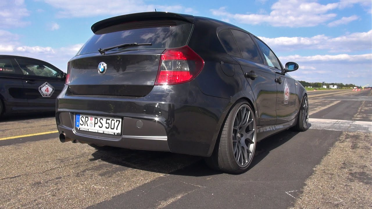 Bmw 150i 1 Serie W M5 E60 V10 Engine Youtube