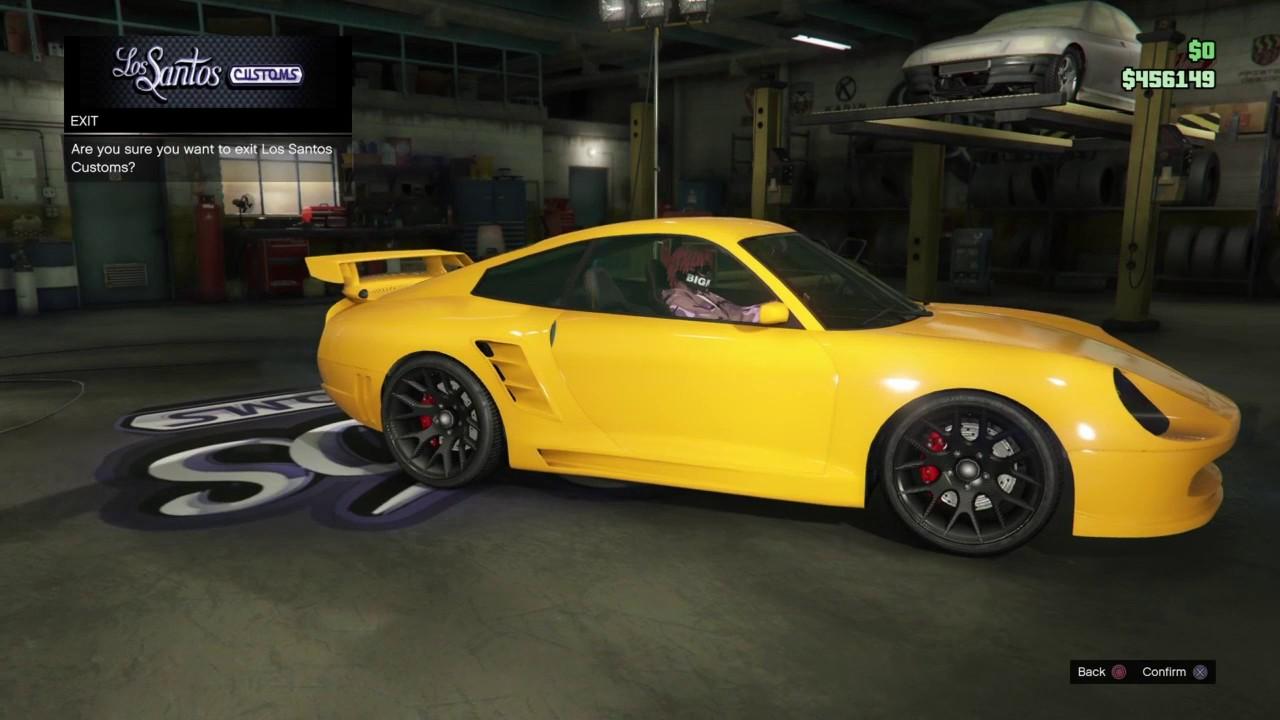 Lil Pump S Car In Gta V Youtube