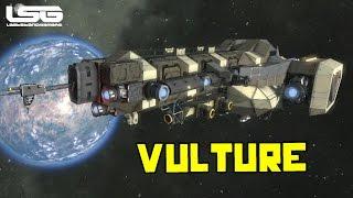 Space Engineers - Vulture Cargo Hauler