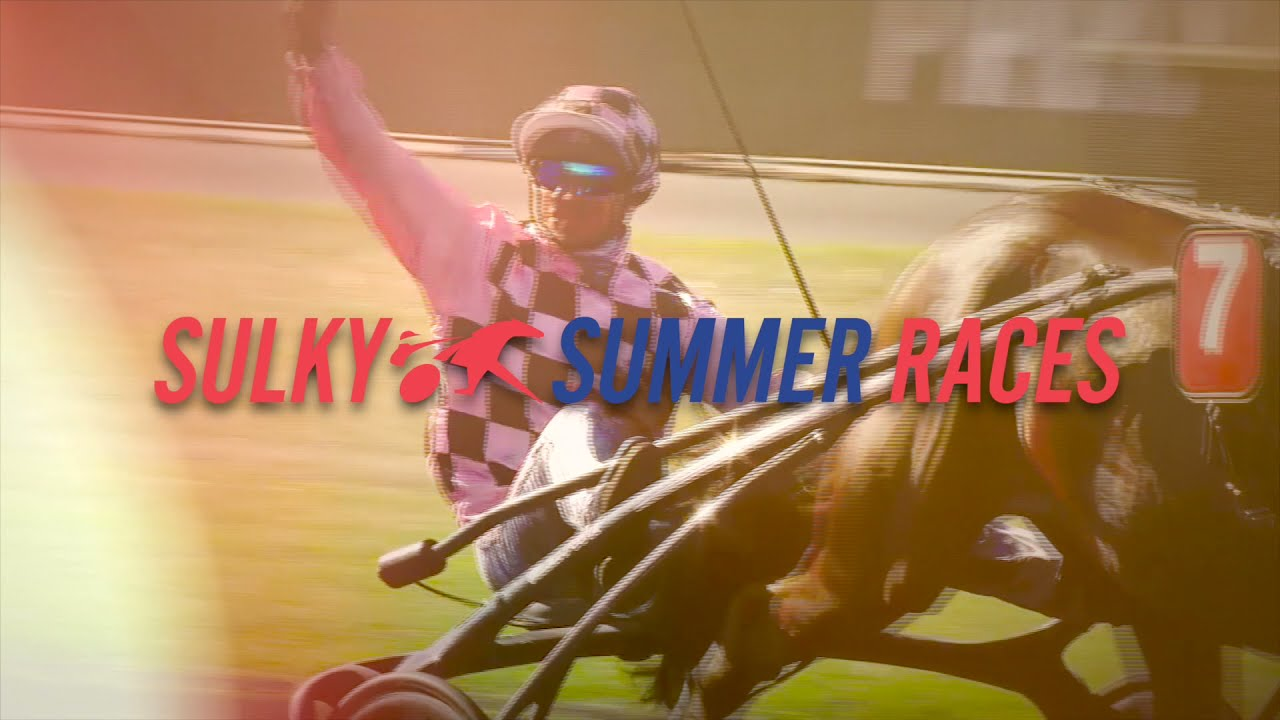 SULKY PARIS SUMMER RACES - La compétition - YouTube
