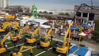 Video still for CONEXPO-CON/AGG 2017 Show Preview