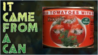 Stuffed Tomatoes & Stuffed Peppers - Icfac Ep.92