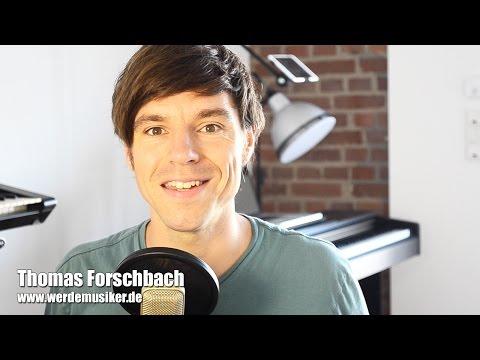 Was sind Intervalle? - Klavier lernen für Anfänger deutsch