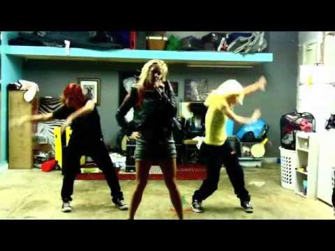 "Tiffany Dunn - ""Make Me Sick"" rehearsal"