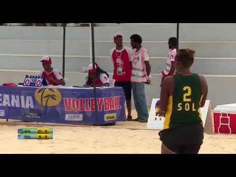 Pacific Mini Games 2017 Vanuatu Events Day 9