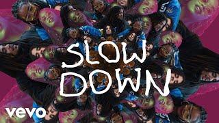 Skip Marley, H.E.R. - Slow Down (Lyric Video)