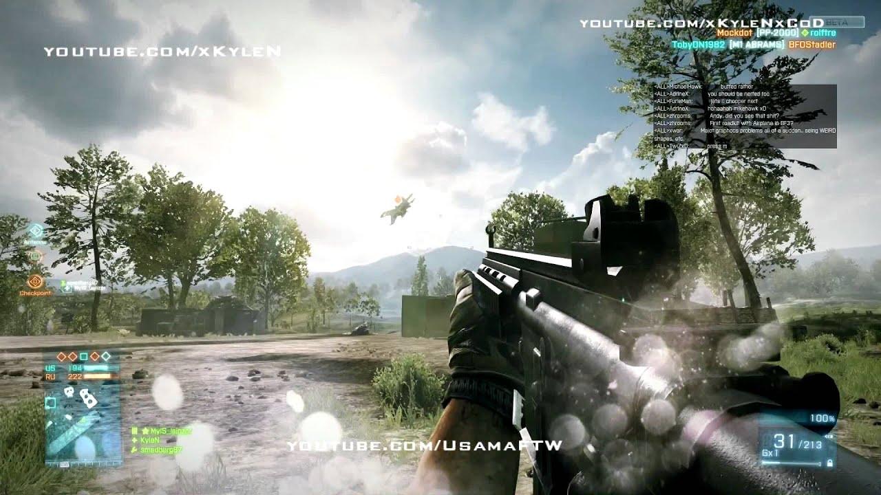Multiplayer - Battlelog / Battlefield 3