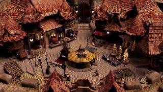 Final fantasy IX remake hd ps4 (fan art)
