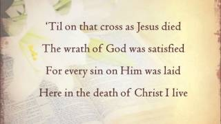 In Christ Alone - Worship Lyrics