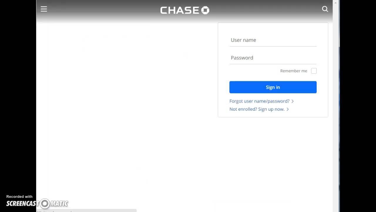 CHASE COM - Home | JPMorgan Chase & Co