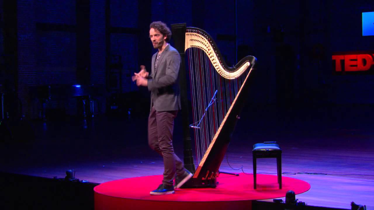 Inspired By A Mysterious French Teacher Remy Van Kesteren Tedxamsterdam 2014