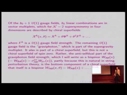 The Gopakumar-Vafa Formula - Edward Witten