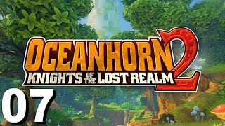 Oceanhorn 2 - Cornfox & Brothers - Walkthrough Part 7 - iPhone X - Apple Arcade