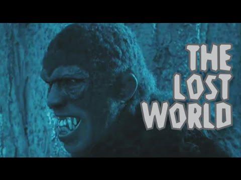 The Lost World (silent fantasy film adventure) 1925, complete
