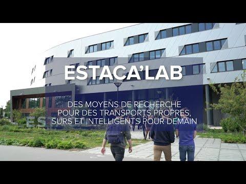 ESTACA'Lab - la Recherche pour les mobilités de demain