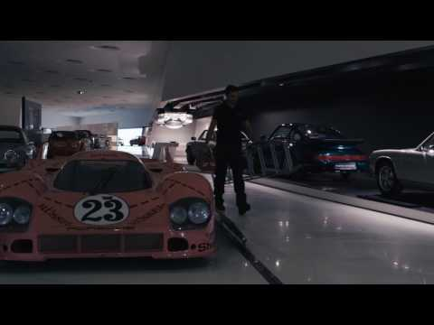 The Porsche Museum. A vision becomes reality.