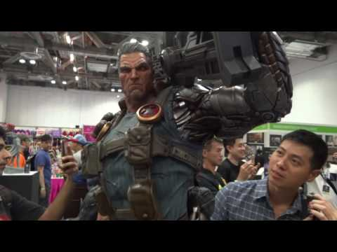 Cable 1/4  Xmstudio's Statue
