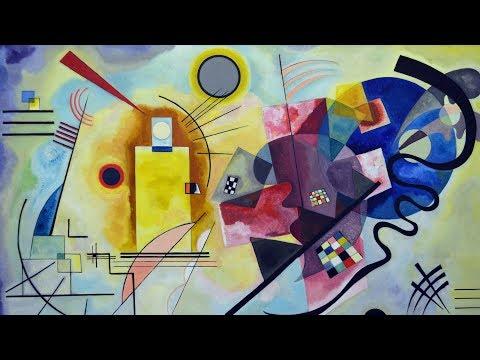 Психология искусства. Абстракционизм. Часть I