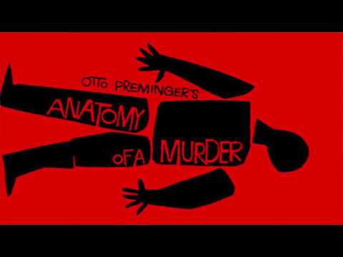 A quick review of 'Anatomy of a Murder': James Stewart's best movie