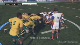 Rugby Challenge 2 Gameplay HD