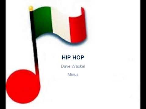 DAVE WECKL- Hip Hop Minus- BATTERISTI ITALIANI Generation