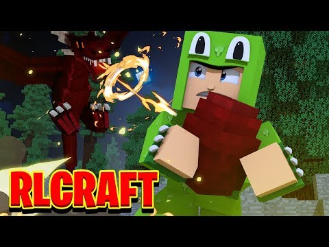 Welcome to Minecraft's HARDEST modpack! (RLcraft #1)