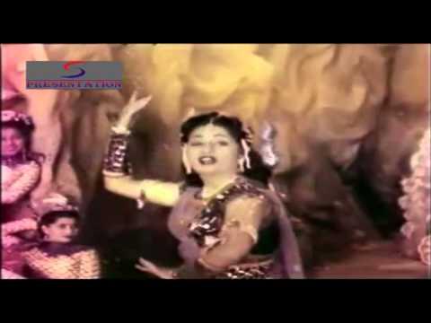 Nahin Tujhko Khabar Teri Pehli Nazar - Shamshad Begum - HAATIMTAI - Jairaj, Shakeela, B M Vyas
