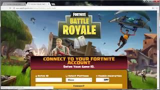 GET FORTNITE V BUCKS HACK GLITCH 2018 - XBOX / PS4 / PC
