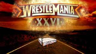 Wrestlemania 26 - I Made It By: Kevin Rudolf + Lyrics (Download Link Included)