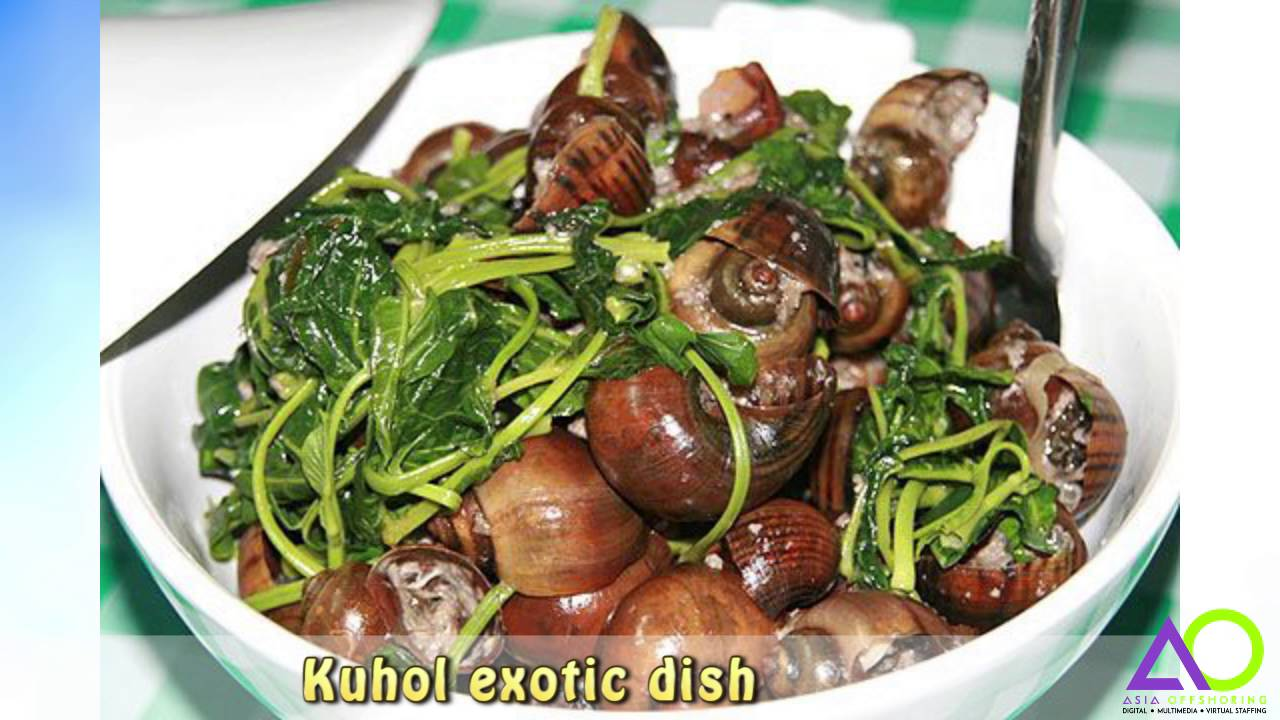history of native delicacies in the philippines