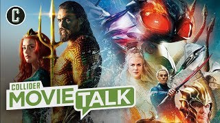Aquaman Box Office Crosses $200 Million Domestic - Movie Talk