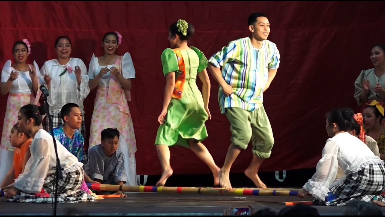 filipino dance tinikling