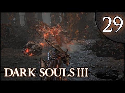 Let's Play Dark Souls 3 Gameplay Walkthrough (Herald) - Part 29: Old Demon King Boss