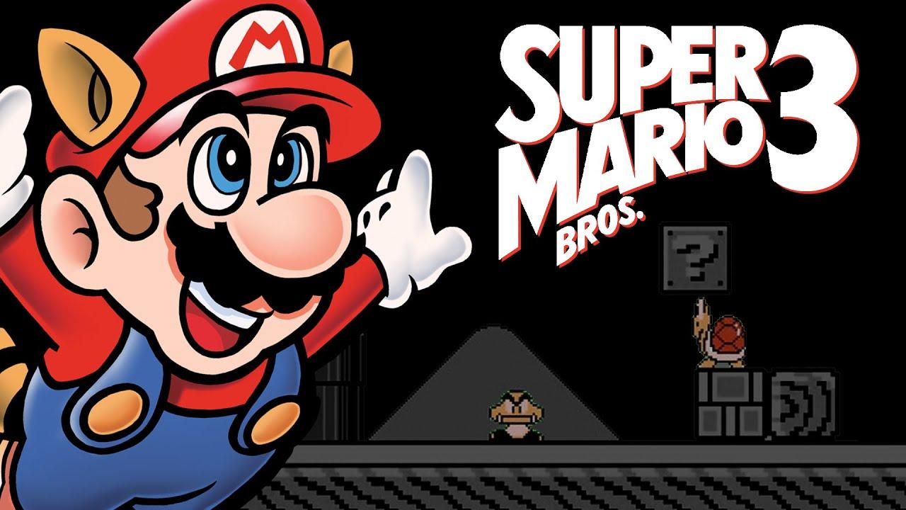 Super Mario Bros. 3 – James and Mike Mondays